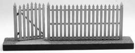 Picket Fence Pedestrian Gate