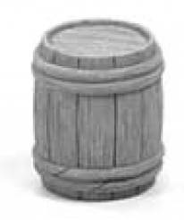 Quarter Closed Wooden Barrels
