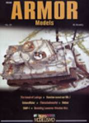 Armor Models/Panzer Aces Magazine Issue #29