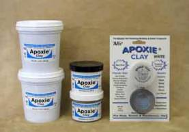 Apoxie Clay 1/4 lb.