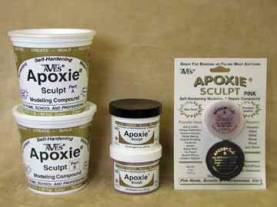 Apoxie Sculpt 4 lb. Natural