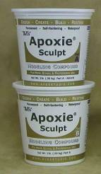 Apoxie Sculpt 4 lb. White