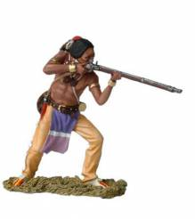 Custers Last Stand- Cheyenne Shooting Rifle