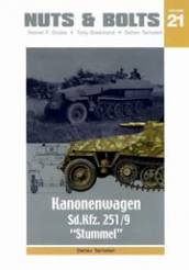 Nuts & Bolts Vol. 21- SdKfz 2519 Kanonenwagen Stummel