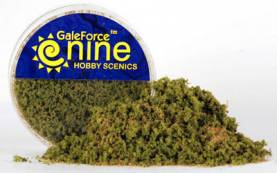 Hobby Rounds- Spring Undergrowth Flock Blend