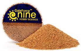 Hobby Rounds- Fine Basing Grit