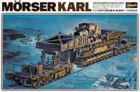 Karl 600mm Rail Mortar