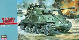 M4A3E8 Sherman with 76mm Gun