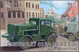 Chevrolet C15A Water Truck