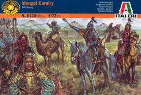 Medieval Mongol Cavalry