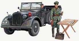 WWII German Horch Kfz 15