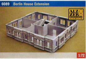WWII Berlin House Extension (Use with 6086)