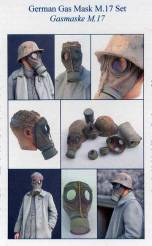 German Gas Mask Set 1917-18