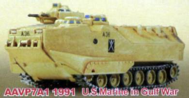 AAVP-7A1, US Marines, Gulf War 1991