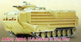 AAVP-7A1, US Marines, Iraq War 2004
