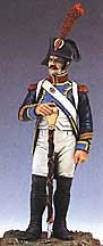 French Drum Major 1805