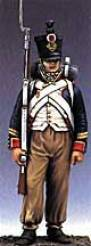 French Fusilier Sergeant 1807