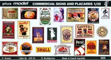 Commercial Signs & Placards