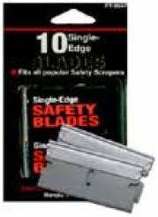Single-Edge Safety Blades