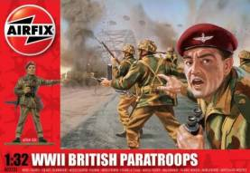 WWII British Paratroopers