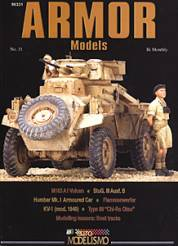 Armor Models/Panzer Aces Magazine Issue 31