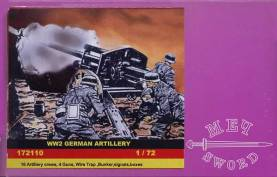 World War II German Artillery Only 2 Available