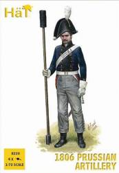 Napoleonic Prussian Artillery 1806