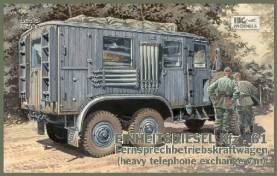 Einheits Diesel Kfz 61 German Communications Van