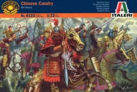 Medieval Chinese Cavalry- XIII Century