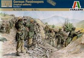 WWII German Paratroops (Tropical Uniform)