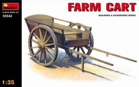 Farm Cart Wooden Type