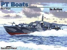 PT Boats in Action