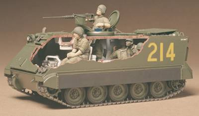M113 US Armored Personnel Carrier