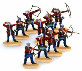 Ancient Greeks & Persians: Persian Archers (10pcs.)