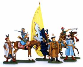 Renaissance: Polish Command 1683 (5 pcs.)