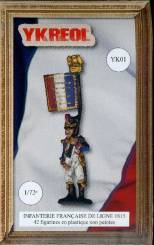 French Line Infantry 1815