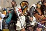 The Knights Templars by Black Hawk Toy Soldier