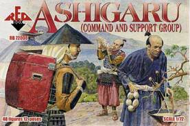 Ashigaru Command & Support Group