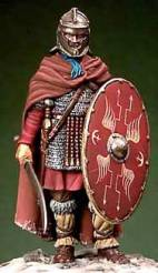 Roman Auxiliary Soldier, 2nd Century