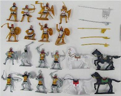 Russian Knights #2 Bagged Set