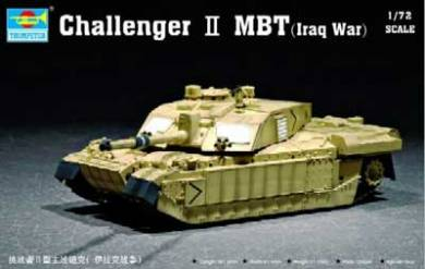 British Challenger Main Battle Tank, Iraq