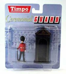 British Ceremonial Guard & Guard House