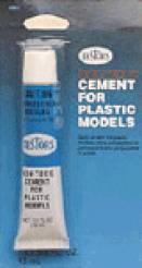 Non-Toxic Cement for Plastic Models