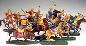 Ancient Greeks & Persians: Persian Cavalry (10 pcs.)