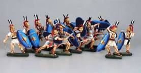Ancient Rome: Roman Gladius, Gallic Wars (10 pcs.)