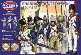 French Napoleonic Infantry 1807-12