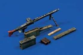 MG42 Machine Gun Set