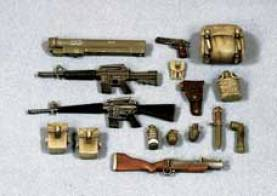 US Infantry Gear & Weapons, Vietnam