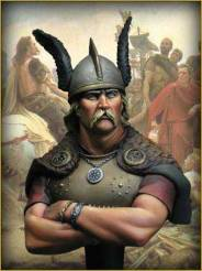 Vercingetorix, Gallic Wars 52 BC