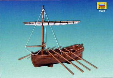 Medieval Lifeboat/Dinghy